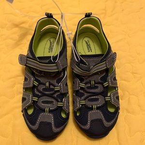 Surprize Stride Rite Boys Size 12 Sandals New